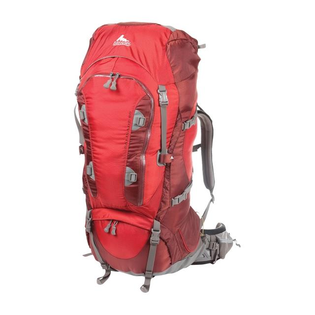 Gregory - - Palisade 80 Pack - Medium - Cinder Cone Red