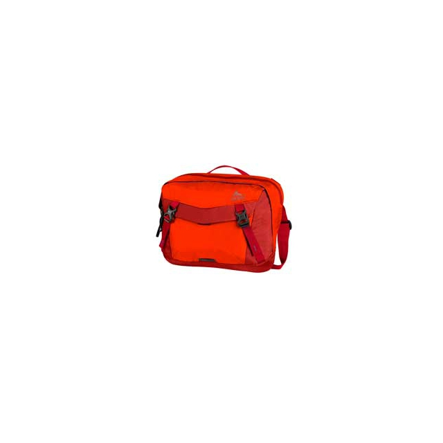 Gregory - Graph 12 Messenger Bag - Radiant Orange