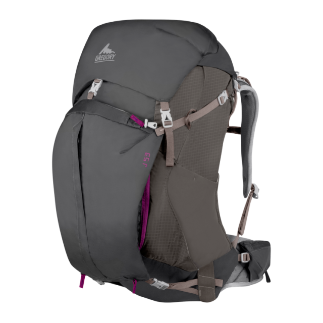 Gregory - - J 53 Pack - X-Small - Fog Gray