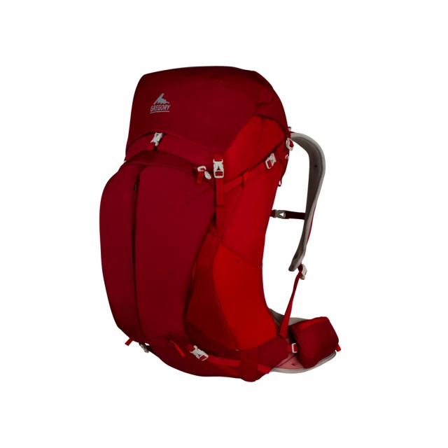 Gregory - - Z 55 Pack - Small - Spark Red