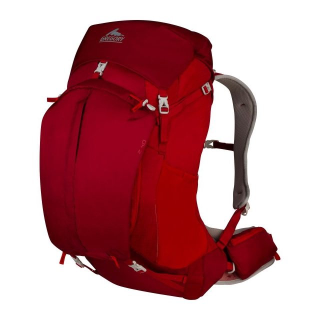 Gregory - - Z40 Pack - Small - Spark Red