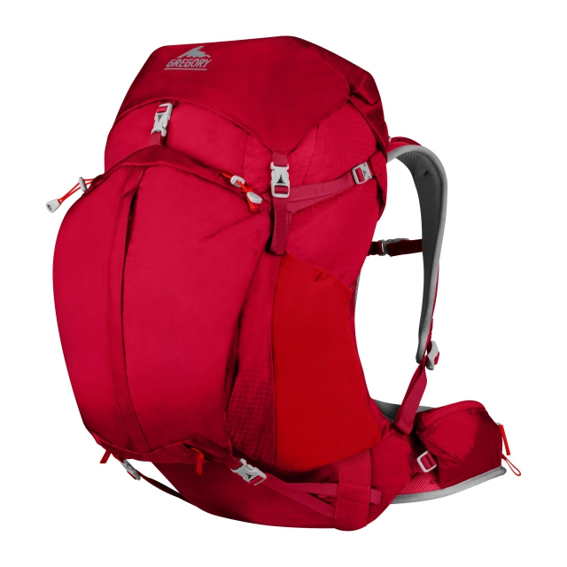 Gregory - - J 38 Pack - x-small - Astral Red