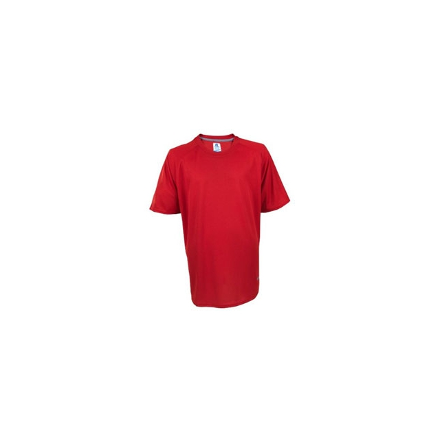 Russell Athletic - Dri-Power Raglan Short Sleeve Tee Shirt - Youth
