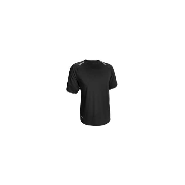 Russell Athletic - Dri-Power Short Sleeve Color Block Tee - Men's