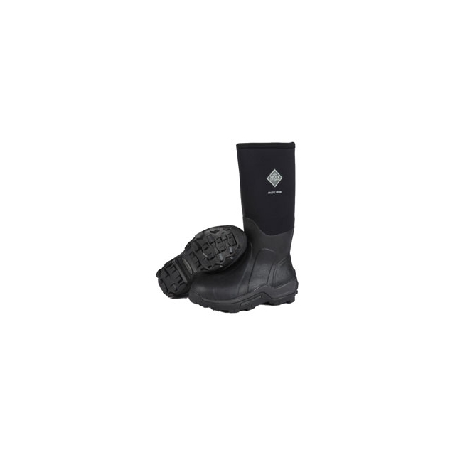 Muck - Arctic Sport Boot - Men's - Black In Size