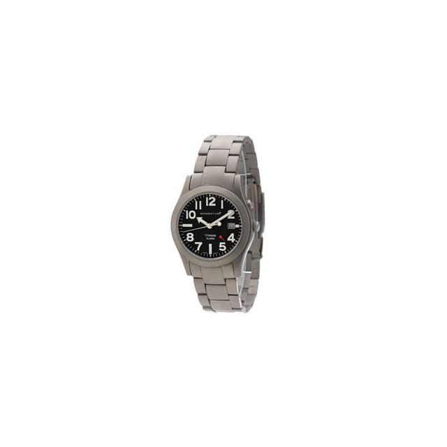 St. Moritz - Momentum by St Moritz watch corp Pathfinder II Titanium Watch with Bracelet