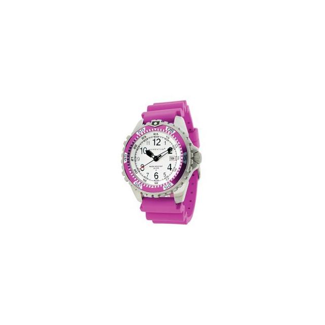 St. Moritz - Momentum M1 Twist Watch - Magenta