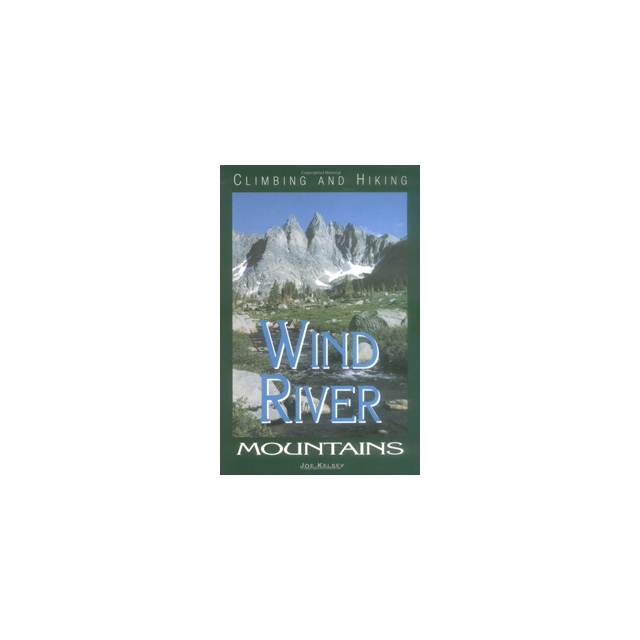 Misc Books And Media - Climbing & Hiking Wind River 2nd Edition