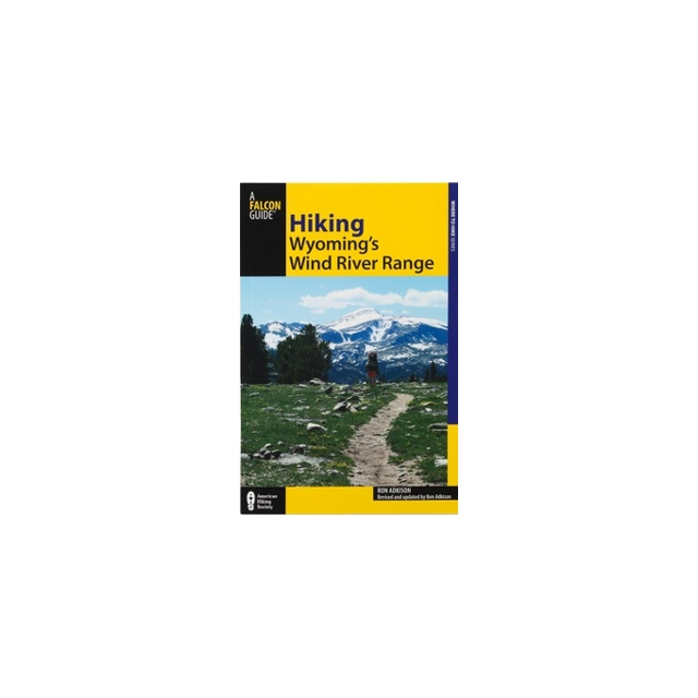 Misc Books And Media - Hiking Wyoming's Wind River Range 2nd Edition