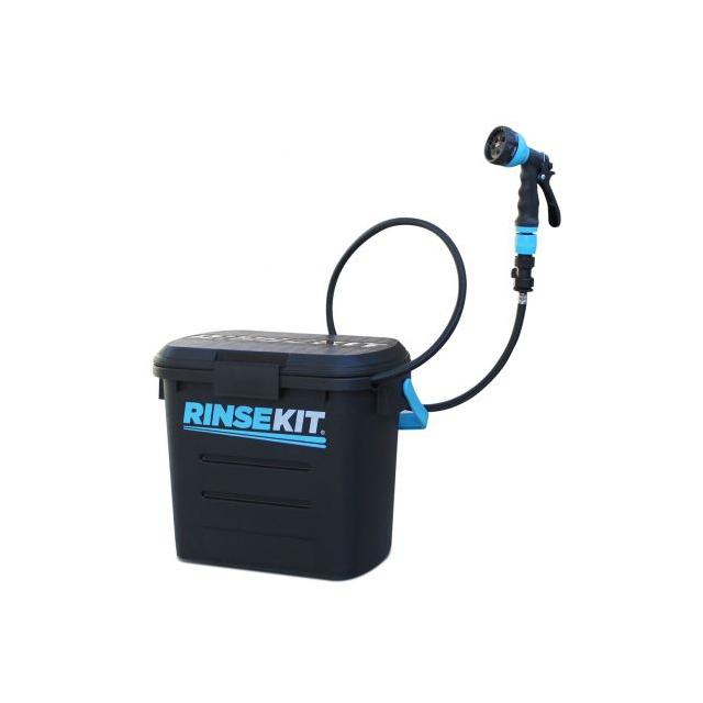 Rinsekit - Portable Shower Black