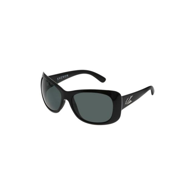 Kaenon - Eden - Grey 12 Polar - Closeout Black