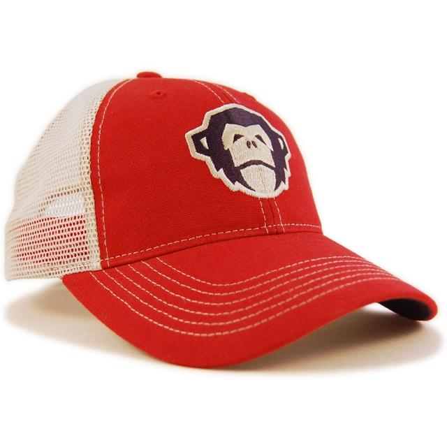 Howler Brothers - El Mono Mesh-Back Hat Mens - Red