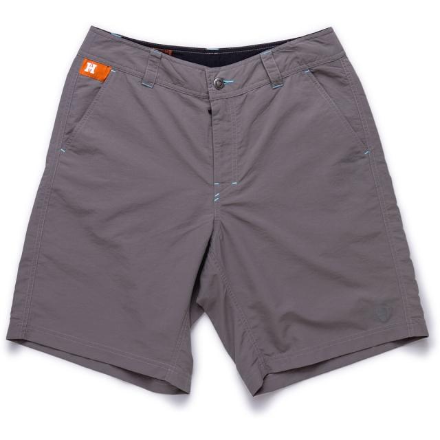 Howler Brothers - Horizon Hybrid Shorts Mens - Ghost Grey 35