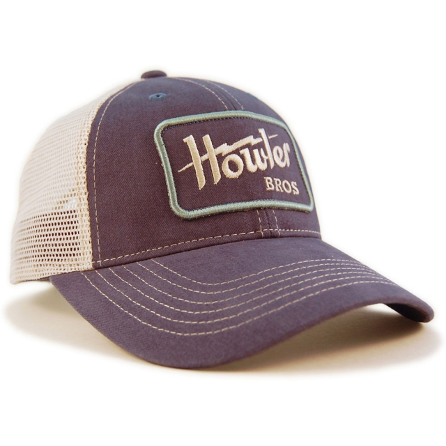 Howler Brothers - Howler Electric Mesh-Back Hat - Blue
