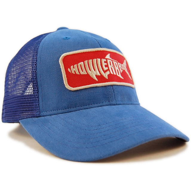 Howler Brothers - Silver King Foam Dome Hat - Blue