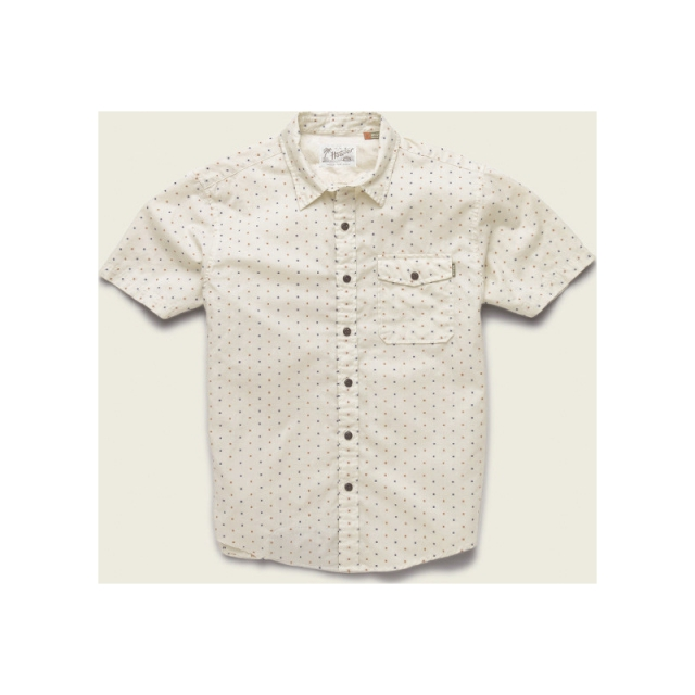 Howler Brothers - Mens San Gabriel Shirt - Closeout Academic Dobby