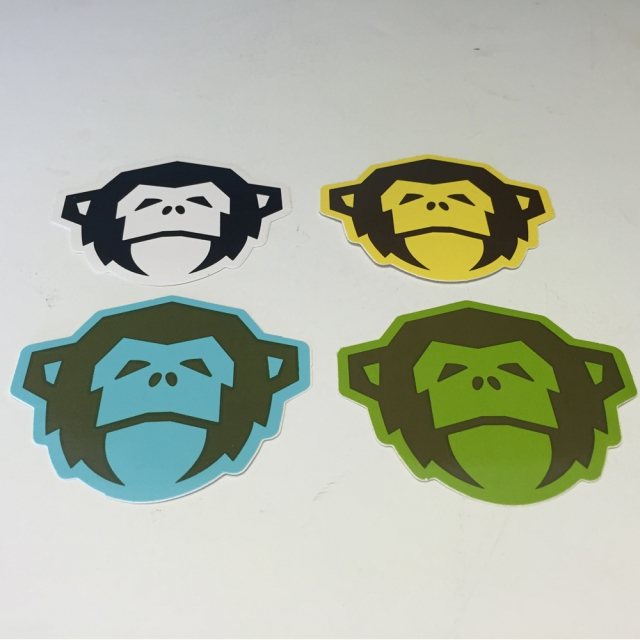 Howler Brothers - Howler Bros Monkey Sticker