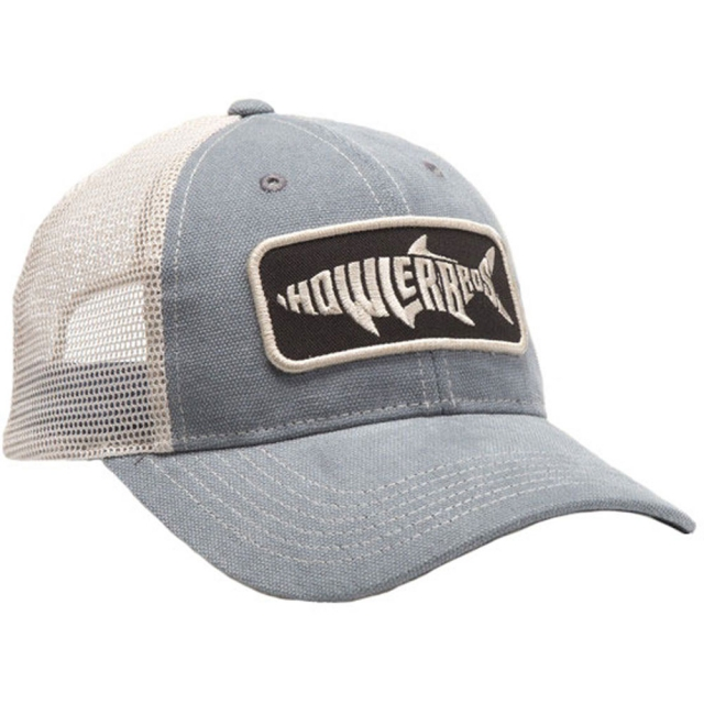 Howler Brothers - Silver King Mesh Back Mens - Faded Denim