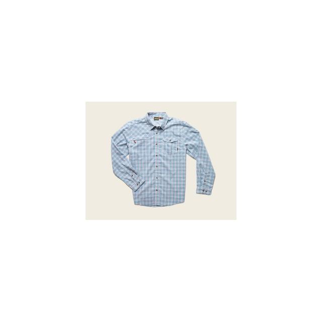 Howler Brothers - Matagorda Long Sleeve Shirt - Men's