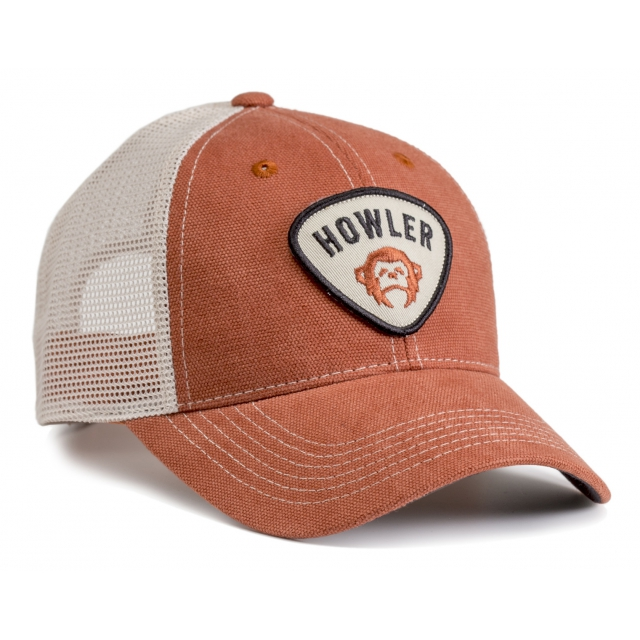 Howler Brothers - Howler Brothers Triangle Mesh Back Hat