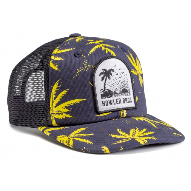 Howler Brothers - Howler Brothers Paradise Crest Snapback Hat