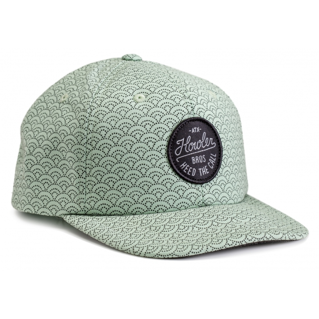 Howler Brothers - Howler Brothers Script Snapback Hat - Seafan