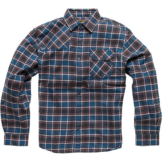 Howler Brothers - Men's Harkers Flannel Shirt