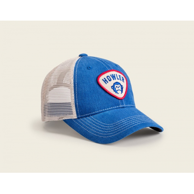 Howler Brothers - Howler Brothers Ranger Mesh Hat-Royal