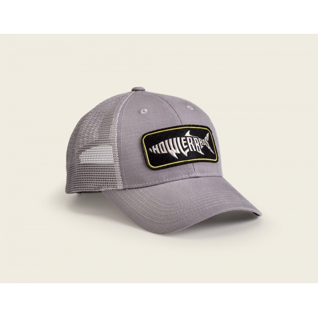 Howler Brothers - Howler Brothers Silver King Mesh-Back Trucker Hat-Grey