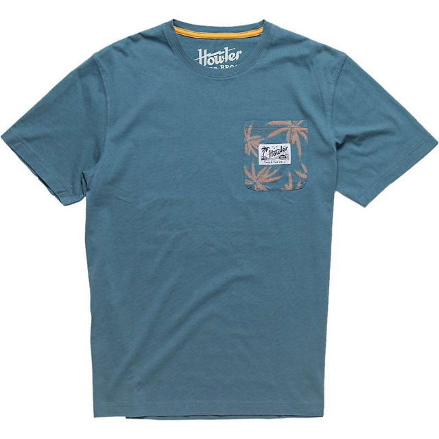 Howler Brothers - Men's Palm Pocket T-Shirt