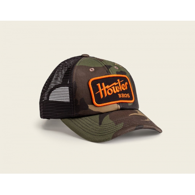 Howler Brothers - Howler Brothers Electric Trucker Hat-Camo