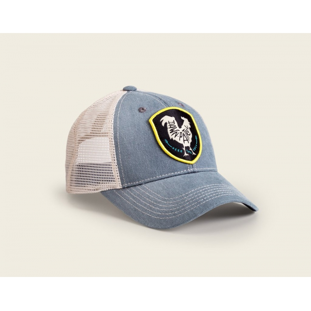 Howler Brothers - Howler Brothers Dawn Patrol Mesh-Back Hat - Light Blue
