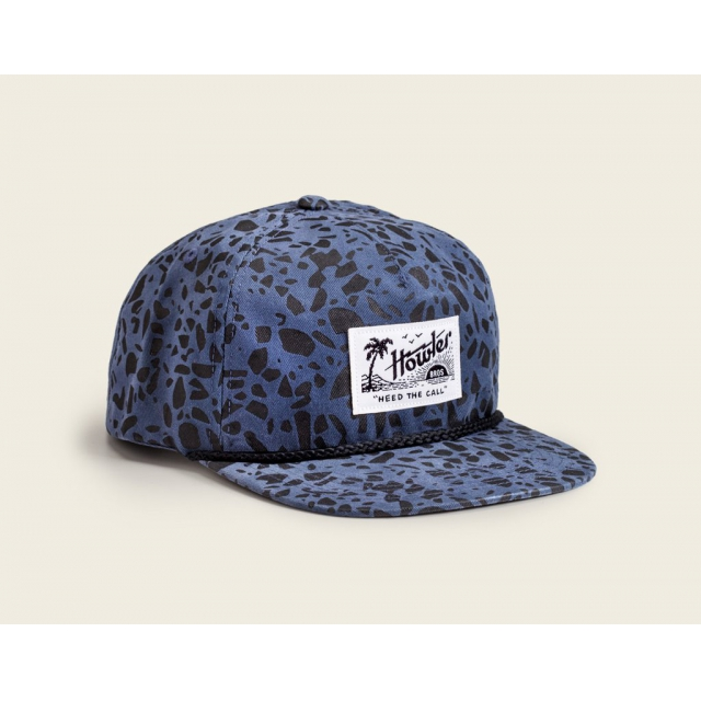 Howler Brothers - Howler Brothers Paradise Snapback Hat - Sea Glass Print