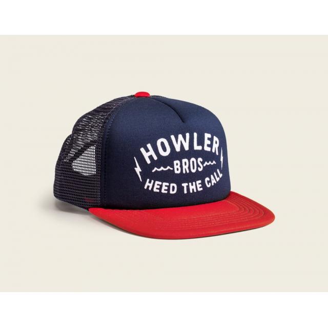Howler Brothers - Howler Brothers Painted Howler Snapback Hat
