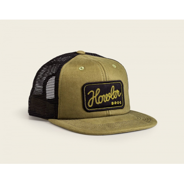 Howler Brothers - Howler Brothers Tie Down Snapback Hat