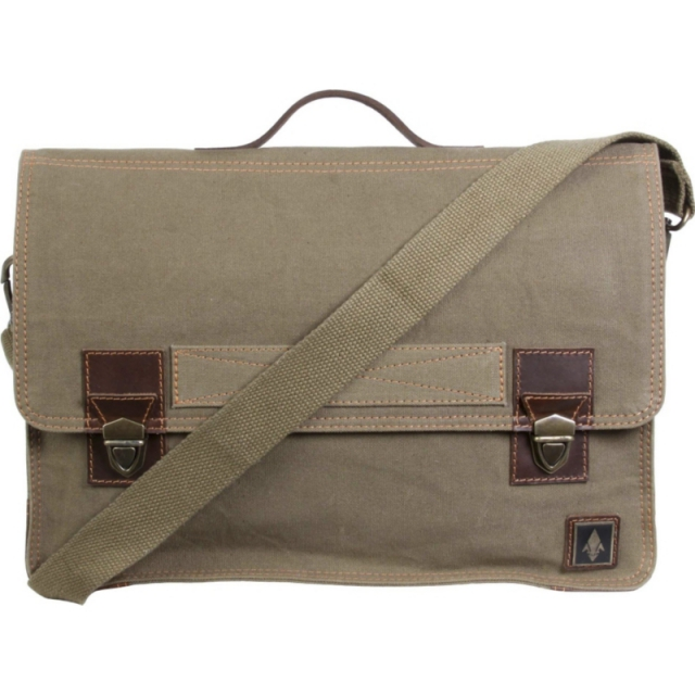DamnDog - Work Bag - Sale Swamp Brown