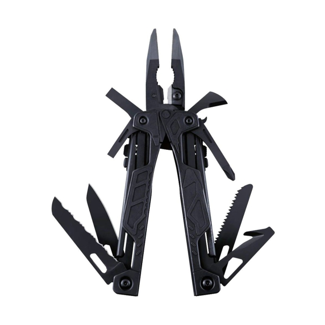 Leatherman - OHT Multitool - Black, Gift Box Black Gift Box