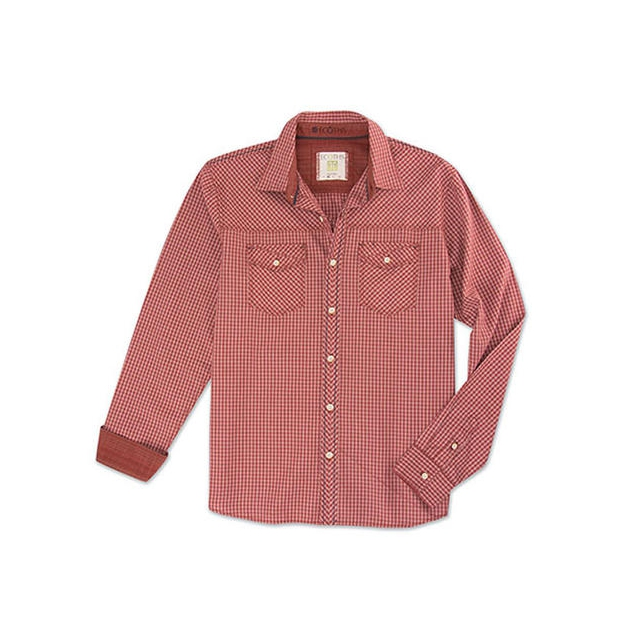 Ecoths - Men's Rocco Long Sleeve Shirt
