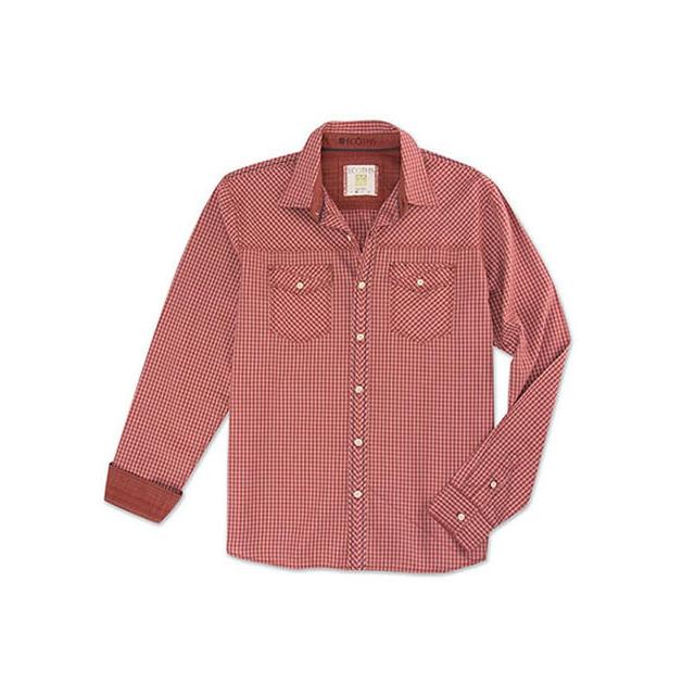 Ecoths - Men's Rocco Long Sleeve Shirt