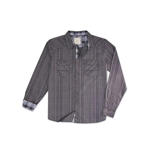 Ecoths - Men's Ruppert Long Sleeve Shirt