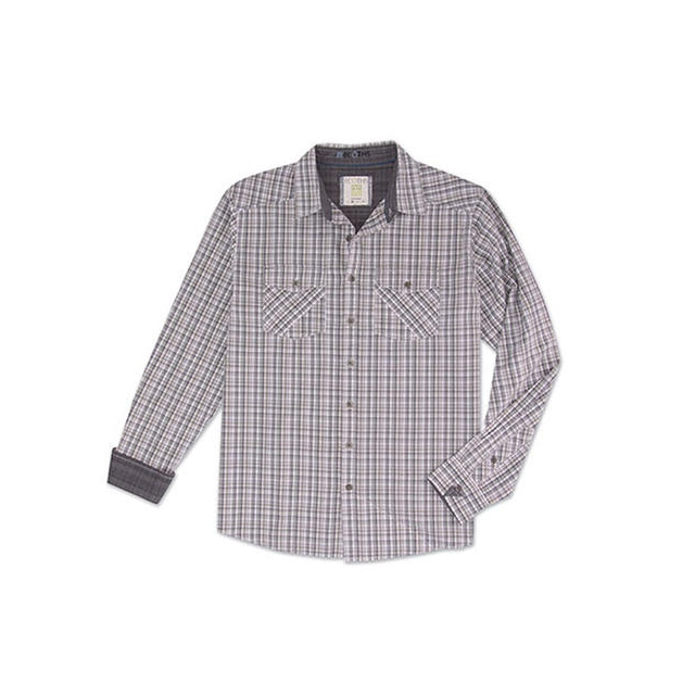 Ecoths - Men's Brooks Long Sleeve Shirt