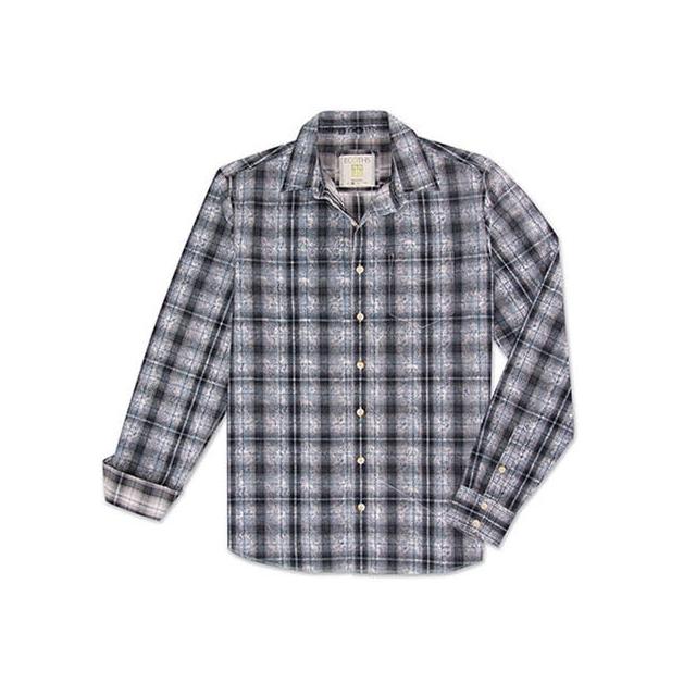 Ecoths - Men's Lawson Long Sleeve Shirt