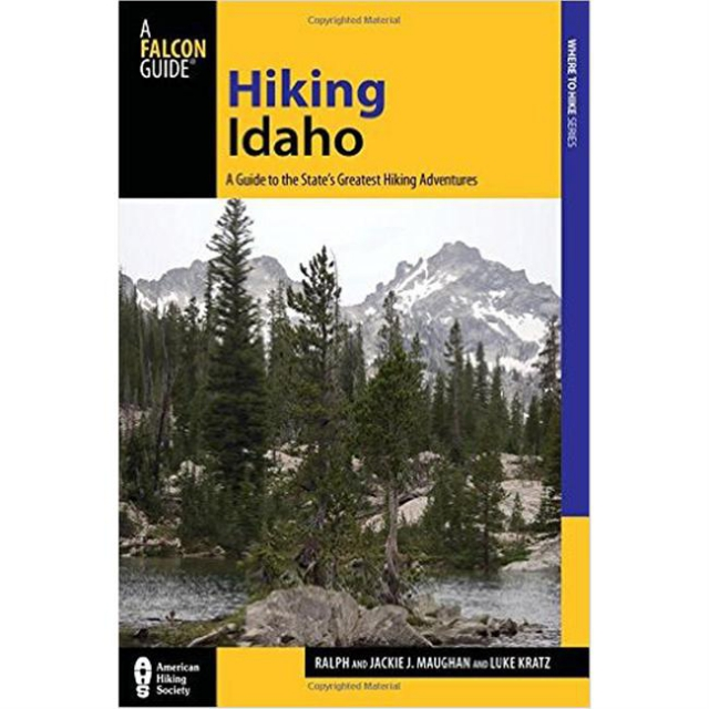 Misc Books And Media - Hiking Idaho