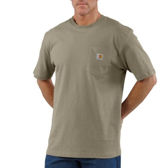 Carhartt, Inc. - Men's Workwear Pocket T-Shirt
