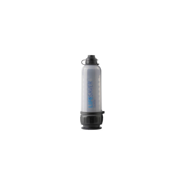 Lifesaver - Bottle 6000UF - Black