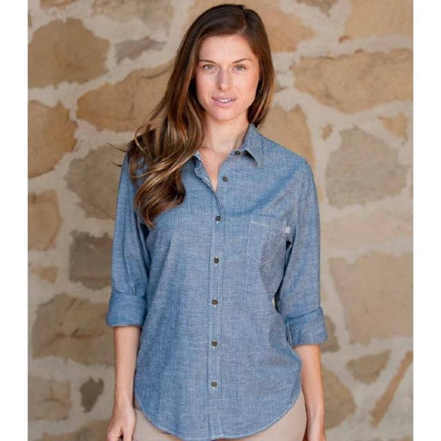 Purnell - Women's Classic Chambray Shirt