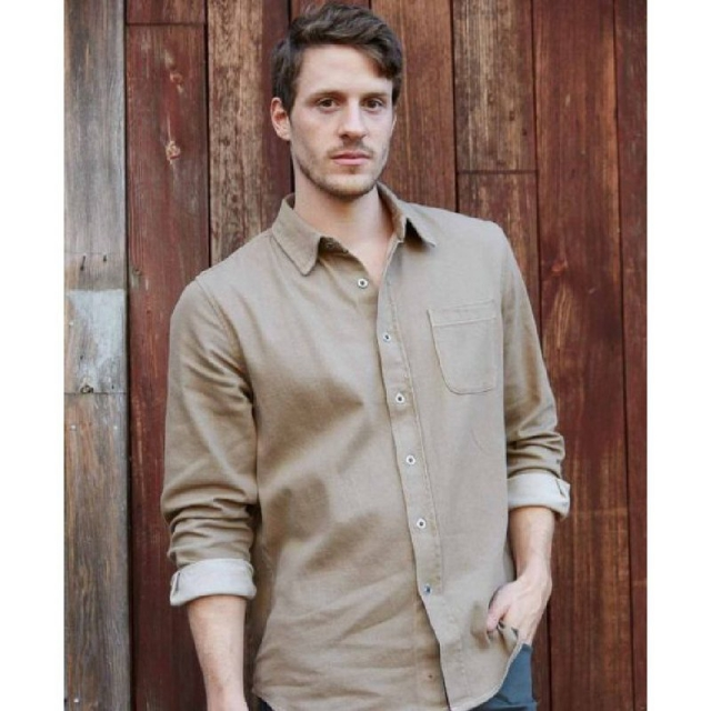 Purnell - Men's Stretch Twill Shirt