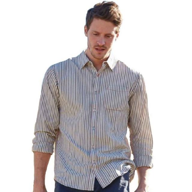 Purnell - Men's Asher Stripe Shirt