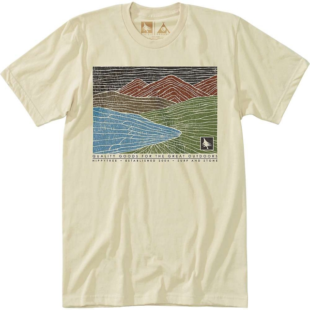 Hippytree Clothing - Men's Tundra Tee