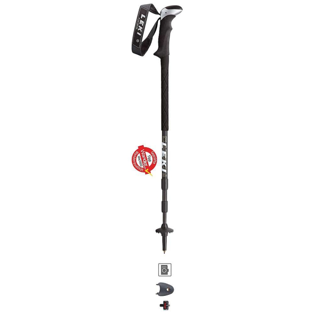 Leki - Carbonlite XL with Photo Trekking Pole - Pair